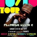 Storm Records & Naijaura Present: NAETO C 10/10 Tour, Caribana Party | July 31 2011 | Toronto, Canada
