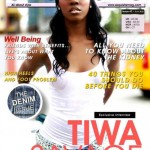 Tiwa Savage Covers Exquisite Magazine