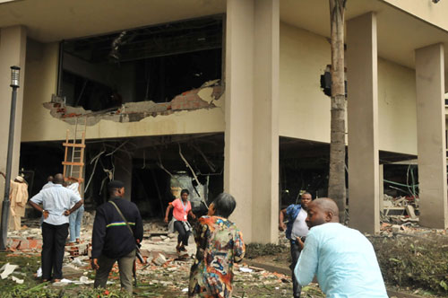 Tomorrow marks exactly five years that the United Nations building in Abuja was attacked by Boko Haram suicide bombers, incidentally also on a Friday.