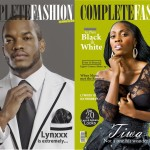 Lynxxx & Tiwa Savage Featured On Cover Of Complete Fashion Magazine, August Edition
