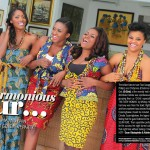 The Divas Of Our Time… Tiwa Savage, Chidynma, Waje & Lami Cover August Issue Of Genevieve Magazine