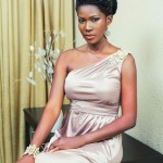 Stephanie Okereke… The New Ambassador For Kanekalon Hair In Nigeria