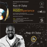 Win Invites To Music & Chykay | Lagos | October 1st, 2011