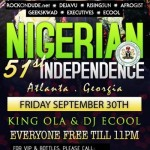 Nigerian Independence Day Celebration Party | Atlanta, GA | Sept 30th 2011