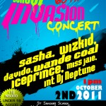 The School Invasion Concert Live! ft. IcePrince, WizKid, Sasha | Lagos | Oct 2nd 2011
