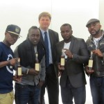 Banky W, Eldee, Jesse Jags & MI Rock France With Hennessy Cognac
