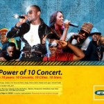 Dbanj, Naeto C, Tiwa Savage, Wizkid, 9ice Headline MTN Power Of 10 Concert