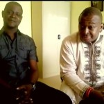 Olisa Adibua & Adewunmi Oyekanmi of 99.9FM The Beat Release Joint Video Statement