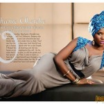Stephanie Okereke Covers 17th Issue of African Vibes Magazine