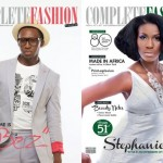 Stephanie Okereke & Bez Cover October Edition Of Complete Fashion Magazine