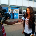 MBGN 2011 Sylvia Nduka Heads To London For The Miss World Finals