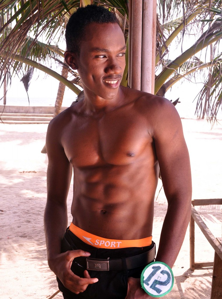 Pictures Of The 18 Mr Nigeria Contestants. 12