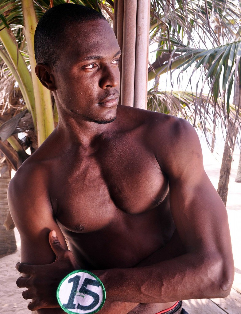 Pictures Of The 18 Mr Nigeria Contestants. 15