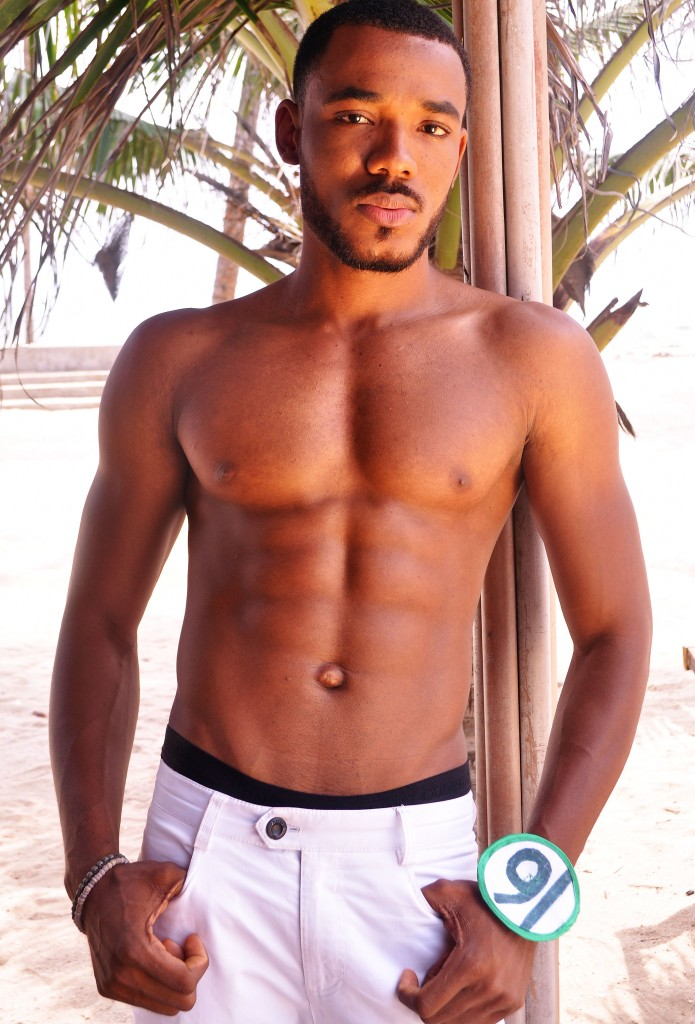 Pictures Of The 18 Mr Nigeria Contestants. 16