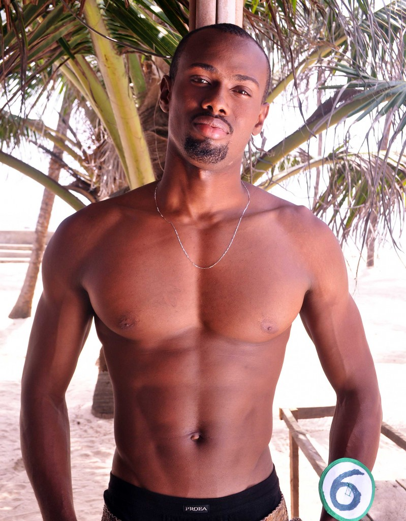 Pictures Of The 18 Mr Nigeria Contestants. 6