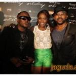 Eldee, Tiwa Savage, Banky W Head To Abuja For Hennessy Artistry VIP Night