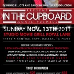 In The Cupboard Movie Premiere | Dallas, TX | November 13th, 2011 + Movie Trailer