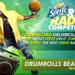 Be The Voice Of Sprite… The Sprite Rap Radio Competition
