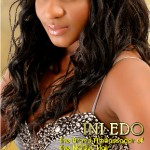 Ini Edo As The New Face Of Noble Hair