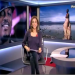 Video: 2face Idibia Appears on BBC London News