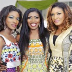 Folake Majin And Daughters Stage Fashion Show