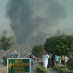 Bomb Explosions At Churches In Abuja & Jos