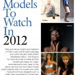 10 African Smart, Sexy & Stylish Models Taking Over The World in 2012