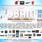 Gurlz Blokes Alcohol Music [#GBAM] | Lagos | Dec 30th, 2011