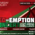 The RED-Emption Charity Concert | Lagos | Dec 20th, 2011