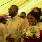 In Pictures: Muma Gee & Prince Eke Wed [Traditional & White Wedding Pics]