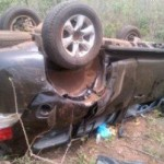 RMD Survives Ghastly Motor Accident