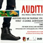 Open Model & Dancer Audition Call | Lagos | Feb 9th, 2012
