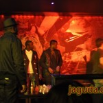 "Pictures: Behind The Scenes Of ""Chop My Money"" Video Shoot With P-Square & Akon"