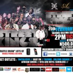 X-Media, Ayana Events Debuts With Street Kings Festival