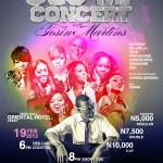 Storm 360 Presents: Olo Mi Concert with Tosin Martins & The Divas | Lagos | Feb.19th, 2012