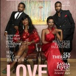 Eric, Praiz, Susan & Oreka Cover February Edition Of Exquisite Magazine