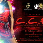 "iBlend Services & Grotto Abuja Presents ""CCR""; Chocolates, Champagne & Roses 