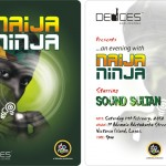 An Evening With Naija Ninja Featuring Sound Sultan | Lagos | Feb 4th, 2012