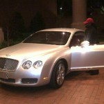 Timaya Cops New Bentley