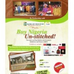 "Nigerian Fashion & Accessory Exhibition – ""Buy Nigeria Un-Stitched!"" in April 2012"