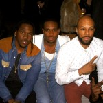 Dbanj At Kanye West's Paris Fashion Show