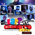 Julius Agwu Takes Laff 4 Christ Sake to London | April 8th, 2012