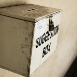 The Suggestion Box: What Would Like To See More Of On Jaguda.com