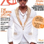 CEO of Fashion/Jewellery Brand 'AGU' Graces Zen Magazine March 2012 Cover