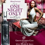 iBLEND Presents One Night Only with Marquis Vodka