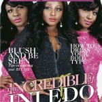 The Incredible Ini Edo On Cover Of Exquisite Magazine