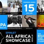 An All Africa Showcase With 2face, Seun Kuti, Naeto C, MI & More In Texas