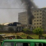 Bomb Blast Rocks ThisDay Office In Abuja