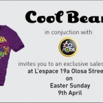 Cool Beans Exclusive T-shirt Sale | Lagos | April 8th, 2012