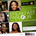 Toolz, Phoenix, Omalicha, Gbemi and Sinzu present 'The Breakfast Parlor'